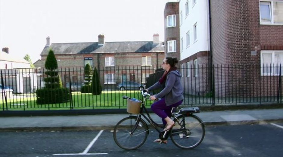 Cycling with Ellen