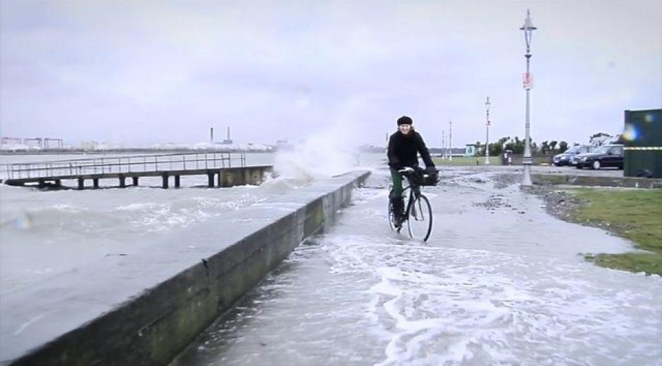 Cycling with Amanda