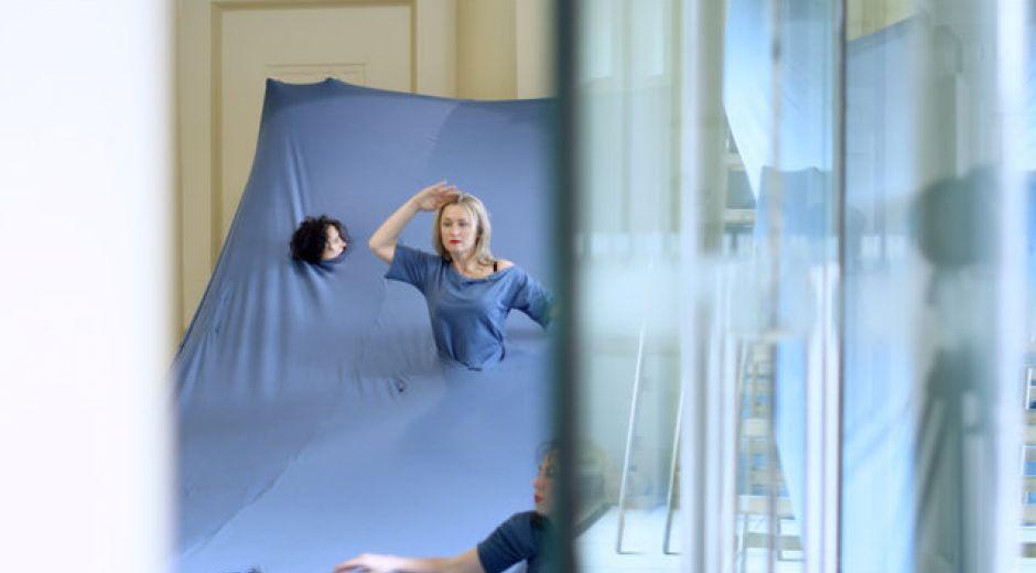 13 WOMEN - a timelapse performance film
