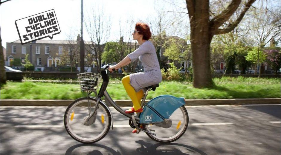 Dublin Cycling Stories - dublinbikes